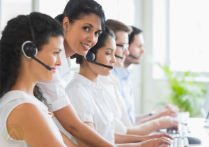 Japanese-call-center-