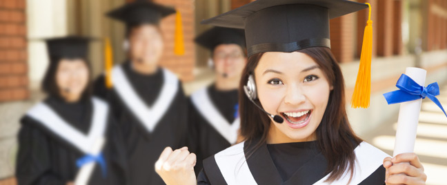 Philippine call center training boosts fresh grads' employability