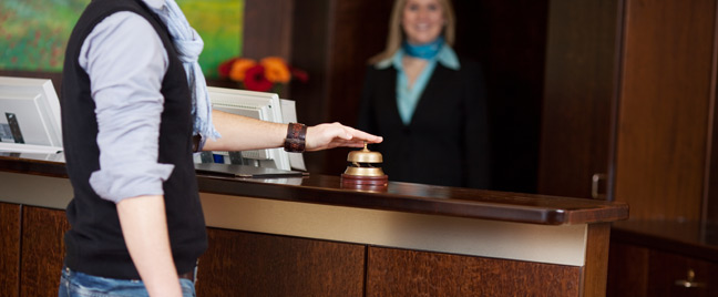 Is customer service outsourcing ideal for the hospitality industry?