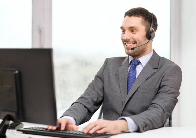 call-center-agent-recording-angry-customers-solved-problem--Open-Access-BPO