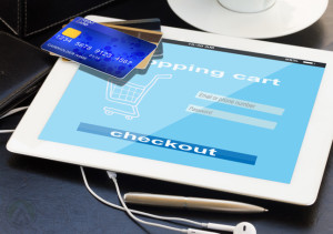 ecommerce-on-tablet-with-credit-card--Open-Access-BPO