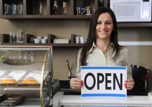 female-small-business-owner-startup-company-outsourcing--Open-Access-BPO