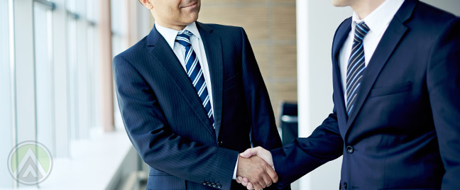 owner-of-small-medium-sized-business-SMB-partnering-with-an-outsourcing-activities-company--Open-Access-BPO