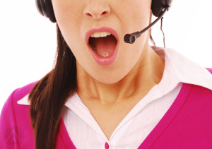 pushy-female-call-center-agent--Open-Access-BPO