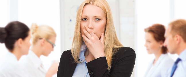 5 Mistakes that can ruin your sales presentation