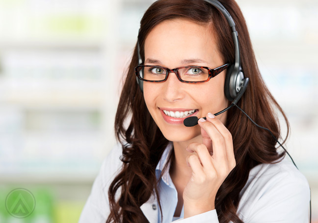 Improve-customer-support-by-instilling-purpose-in-CSRs--smiling-female-CSR---Open-Access-BPO