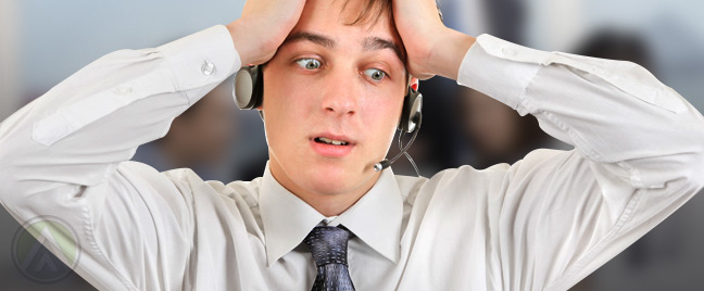 Is it right to believe that customer service mistakes are normal?