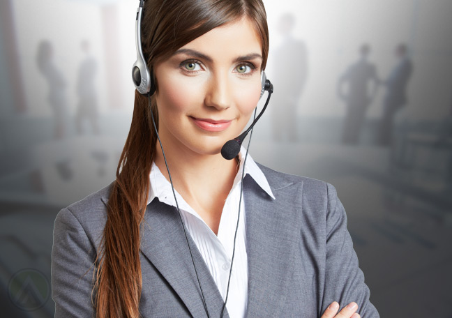 female-call-center-agent-working-diligently-with-purpose--Open-Access-BPO
