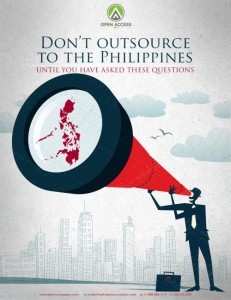 Open Access BPO releases guide to Philippine outsourcing- Open Access BPO-