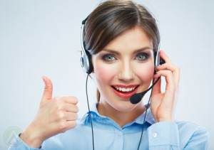 female-telemarketing-agent