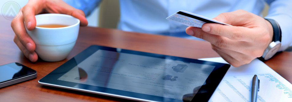 Why are most e-commerce transactions made through tablets?