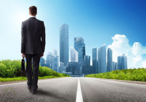 businessman-walking-on-the-road