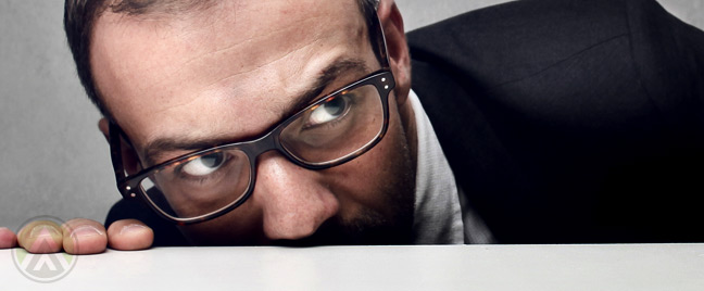 man-with-eye-glasses-peeking