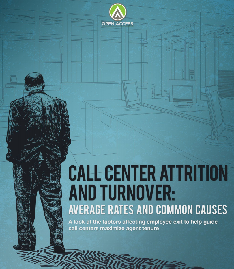 Call Center Attrition and Turnover: Average Rates and Common Causes