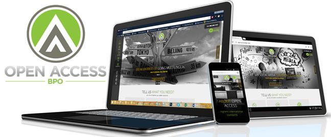 open-access-bpo-revamp-site-design-on-laptop-tablet-cellphone