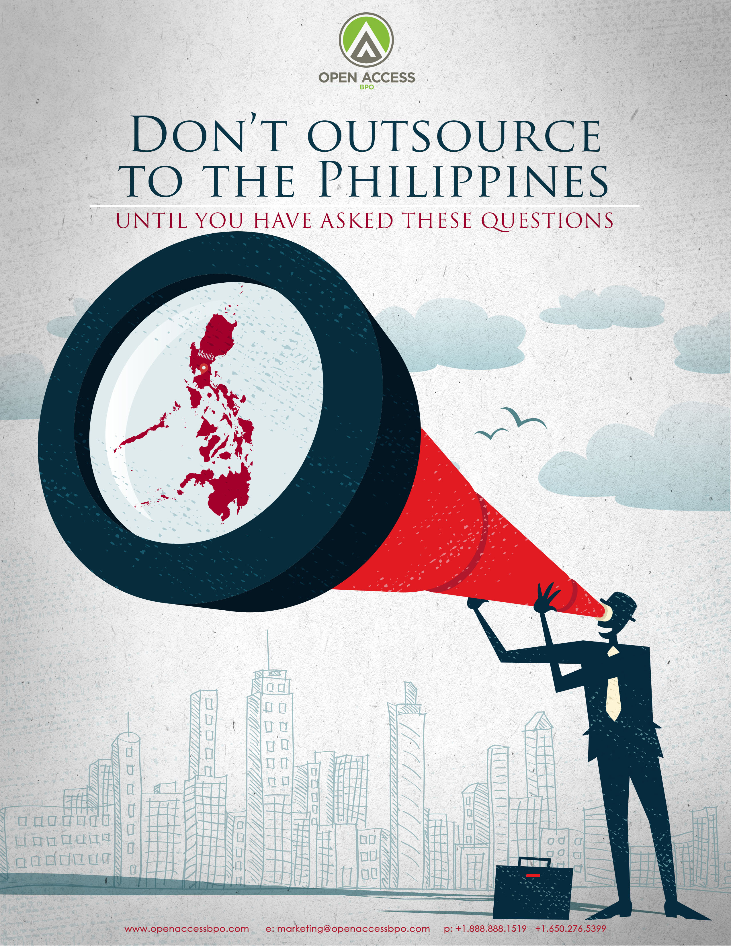 Don't Outsource to the Philippines Until You Have Asked These Questions