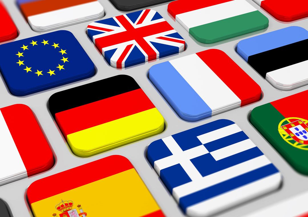 tablet world flags multilingual call center services