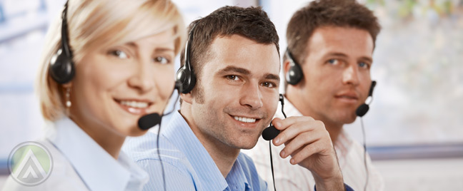 a-team-of-customer-service-call-center-agents