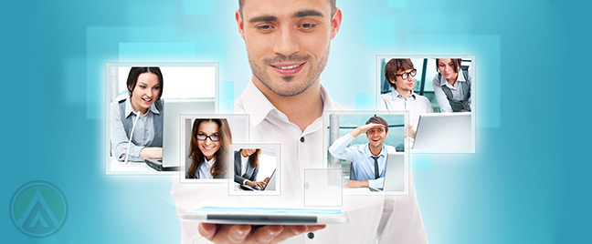 How virtual meetings revolutionize outsourcing environments