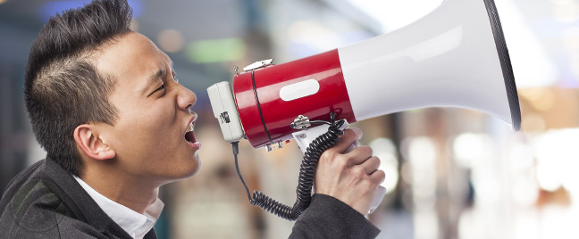 male-customer-using-megaphone