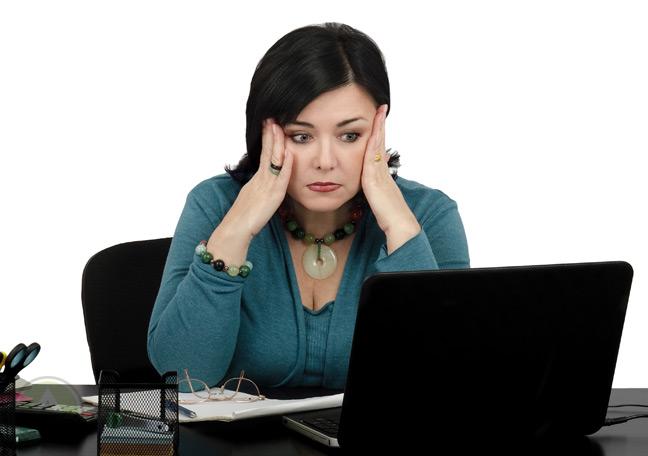 troubled-female-executive