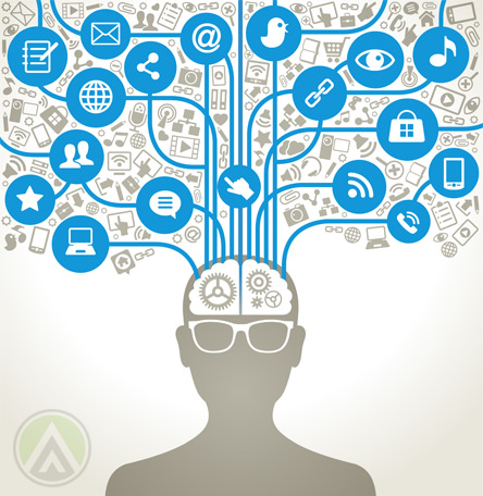 silhouette-person-with-brain-thinking-social-media