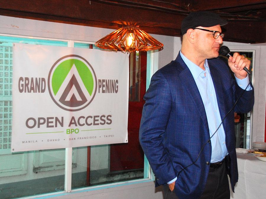 multilingual call center Open Access BPO CEO Ben Davidowitz