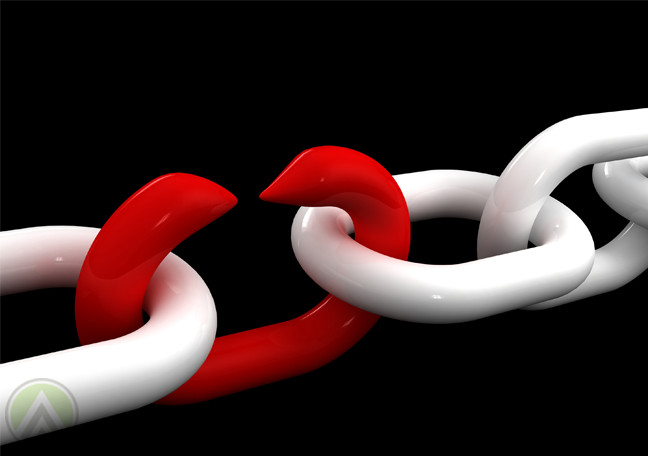 white-chain-broken-red-chain