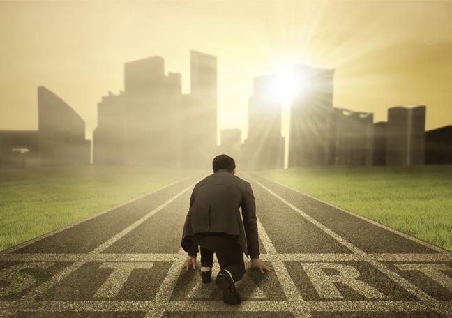businessman-about-to-start-marathon-race-run