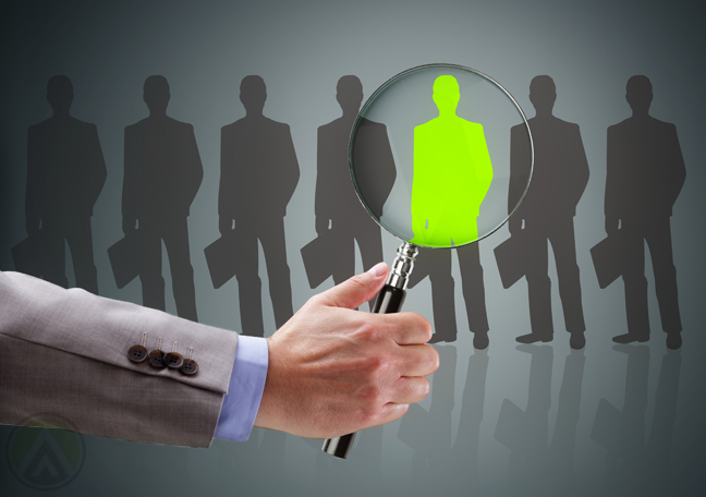 gray-human-businessmen-figures-pointed-magnifying-lense