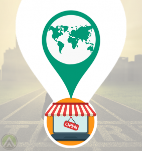 ecommerce-store-front-with-locatioj-pin