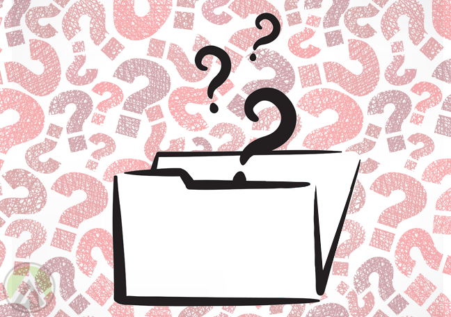white-folder-with-black-red-question-marks