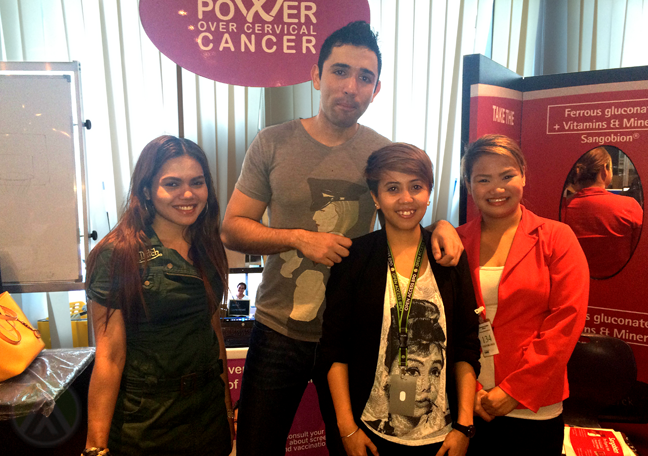 Open-Access-BPO-Makati-Philippines-Cervical-Cancer-Month-health-event
