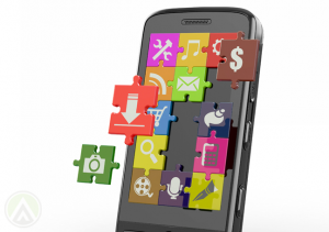 puzzle-pieces-forming-on-smartphone-screen