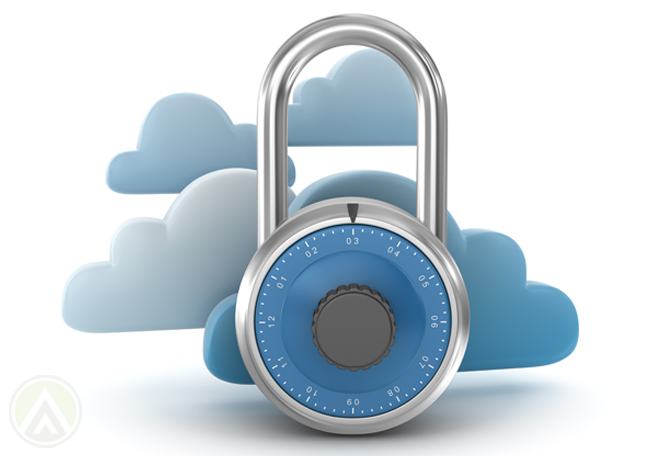 clouds-with-padlock