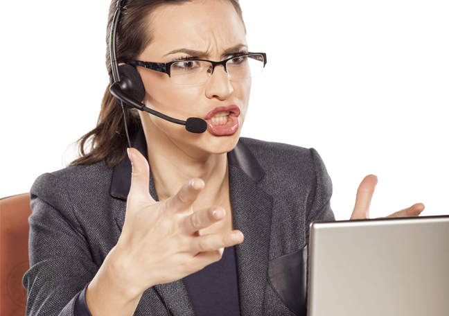 angry-customer-support-call-center-agent-on-a-call-by-laptop