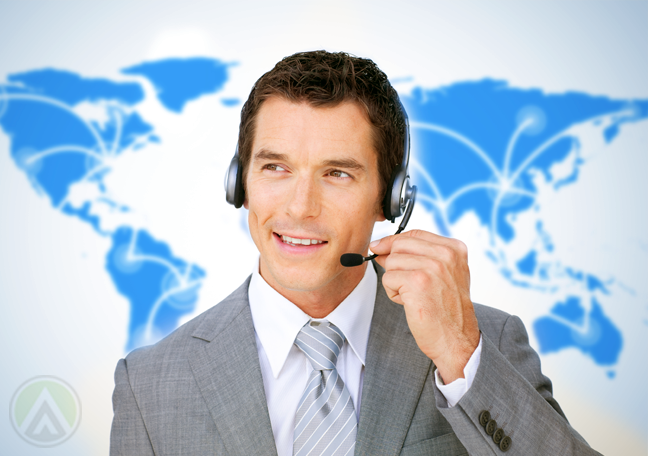 businessman-on-sales-call-with-map-at-the-back