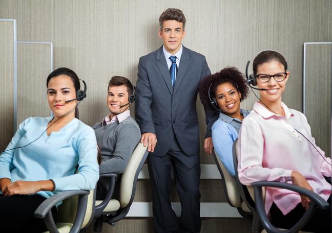 call-center-telemarketing-team