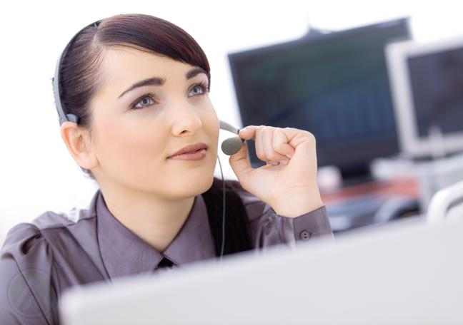 female-call-center-agent-listening-to-customer-service-caller