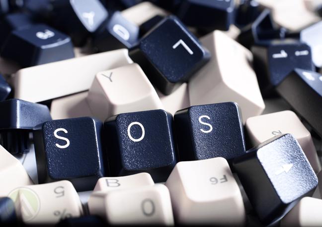 broken-keyboard-detached-keys-spelling-sos