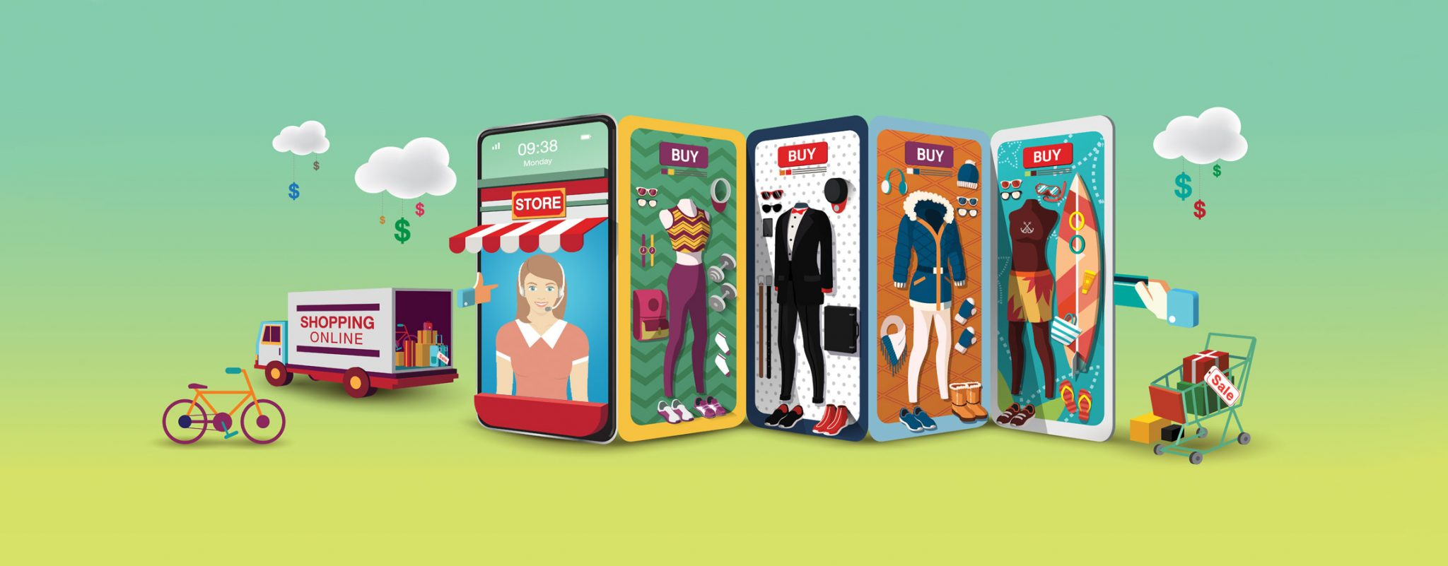 How can multilingual call centers help online retail brands?