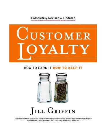 customer loyalty book cover