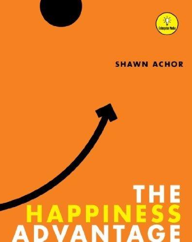 Happiness Advantage book cover