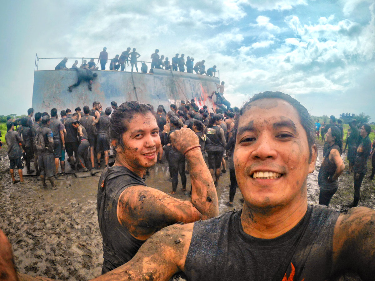 Jeff Aspacio Meliton Avila Open Access BPO Tough Mudder
