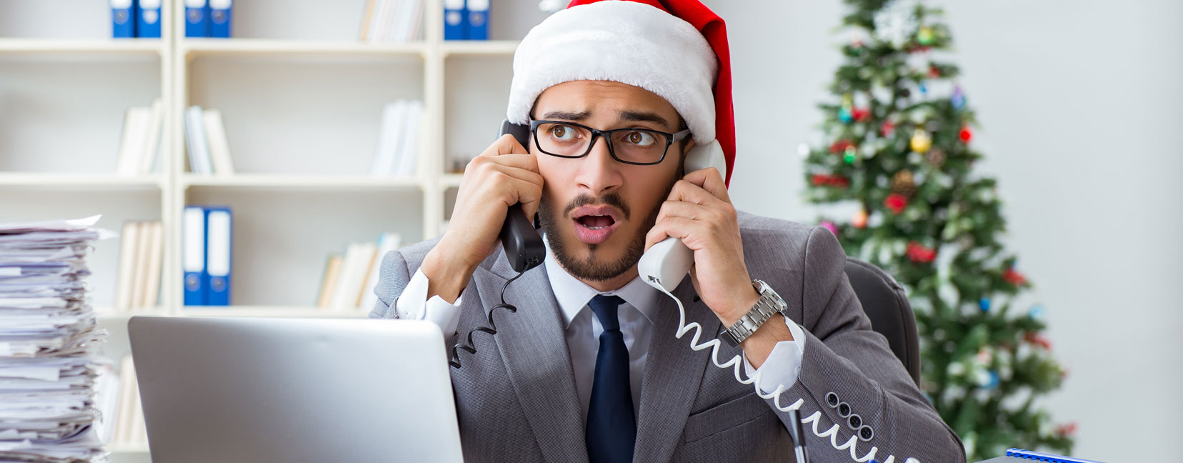 How can an e-commerce business survive the holiday madness?