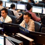 Open Access BPO backup call center operations team