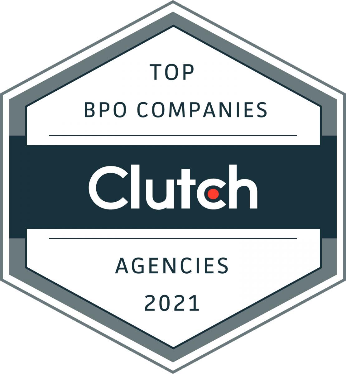 Top Voice Service Clutch Leader Awards Open Access BPO