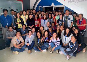 Open Access BPO Davao team